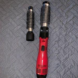 Revlon hot air brush